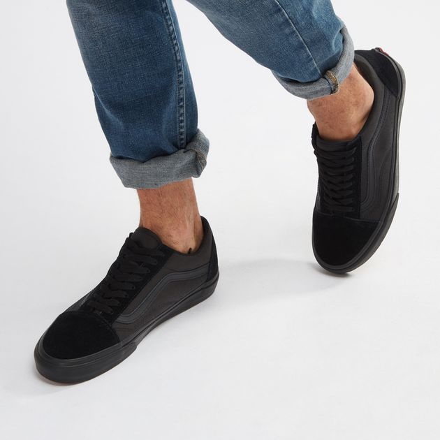 71af85a703bac5 Shop Black Vans Made For The Makers Old Skool UC Shoe for Mens by ...