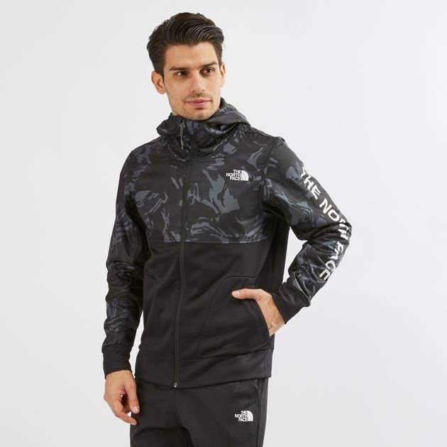 The North Face N Logo Overlay Training Jacket  91df4801b