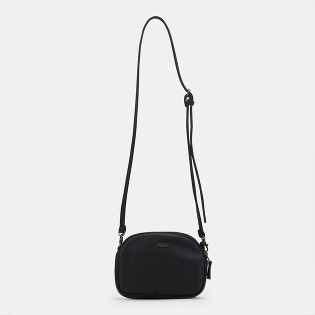 64d097449ec Shop Black Vans Fiddle Crossbody Bag for Womens by Vans   SSS