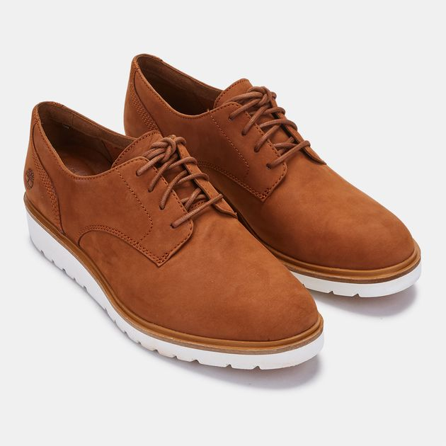 hot sale nice shoes high quality Shop Brown Timberland Ellis Street Lace-Up Oxford Shoe for ...