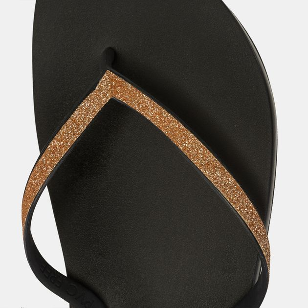 ce630f227a2e Shop Gold Reef Cushion Bounce Stargazer Flip-Flop for Womens by Reef ...