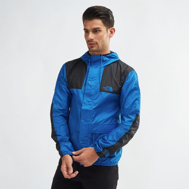 927c5398d Shop Blue The North Face 1985 Mountain Jacket for Mens by The North ...