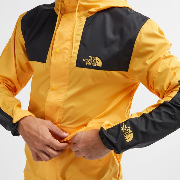 dbd1f40e68 Shop Yellow The North Face 1985 Seasonal Celebration Mountain Jacket ...