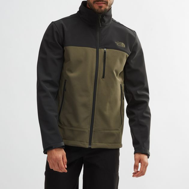 7481415e7 Shop Black The North Face Apex Bionic Softshell Jacket for Mens by ...