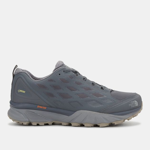 6f315f3bcd6 Shop Grey The North Face Endurus™ Hike GTX Shoes for Mens by The ...