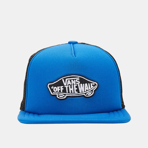 Vans Kids  Classic Patch Trucker Hat - Blue a75d48ed4