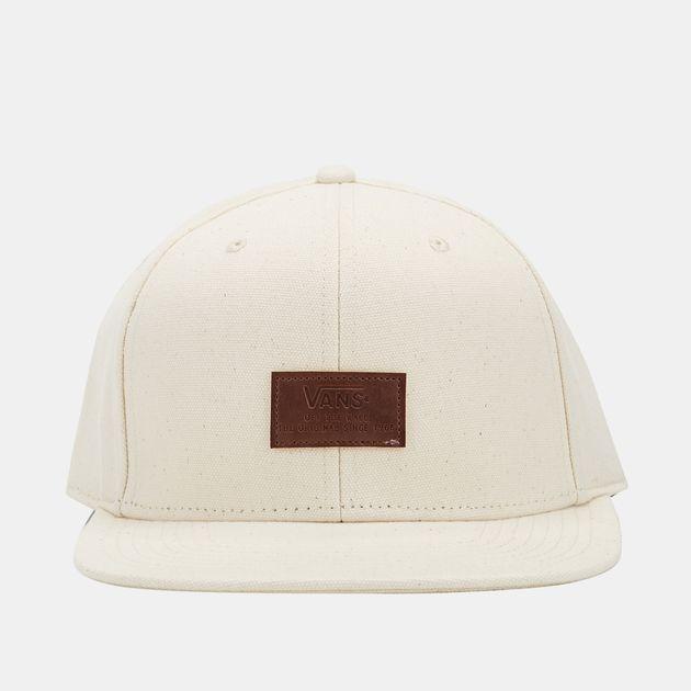 Vans Allover It Snapback Hat - Grey 71c3eb412ca
