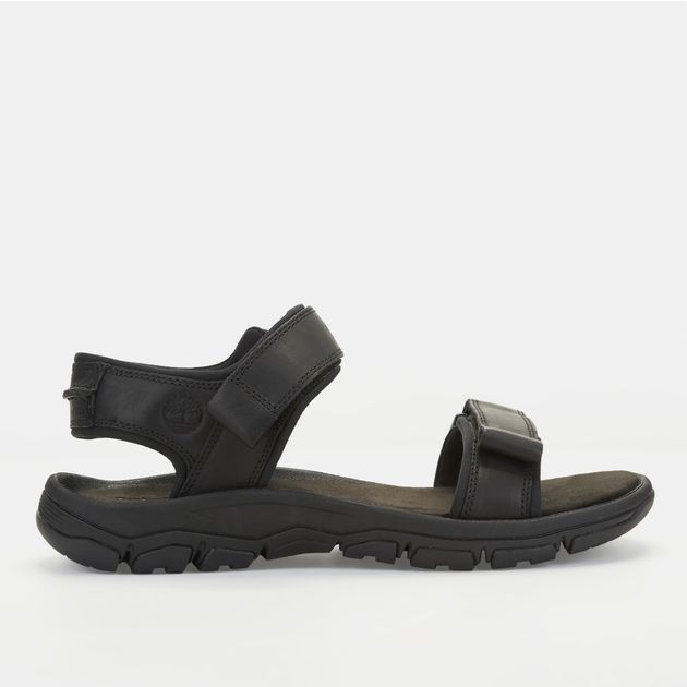 027a11f212a6 Shop Black Timberland Roslindale 2-Strap Slides for Mens by ...