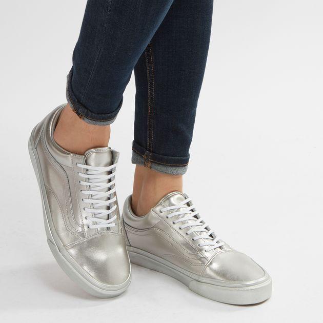 b1a83fcd91 Vans Old Skool Metallic Shoe | Sneakers | Shoes | Women's Sale ...