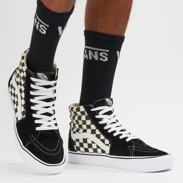 a1e91114c25bee Vans Checkerboard SK8-Hi Lite Shoe