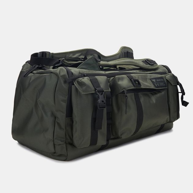 446abe441fc Under Armour Project Rock USDNA Range Duffle Bag   Duffel Bags ...