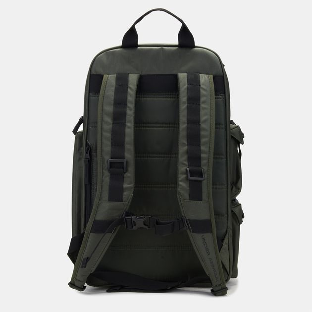 2a341bdc1e8 Shop Under Armour Project Rock USDNA Regiment Backpack for Unisex by ...