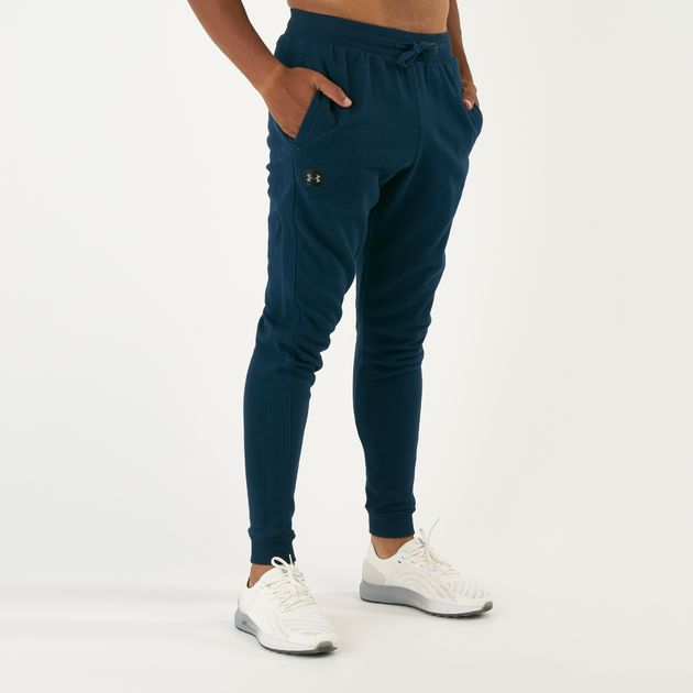 ee1eb565 Under Armour Men's Rival Fleece Jogger Pants | Tracksuits | Clothing ...
