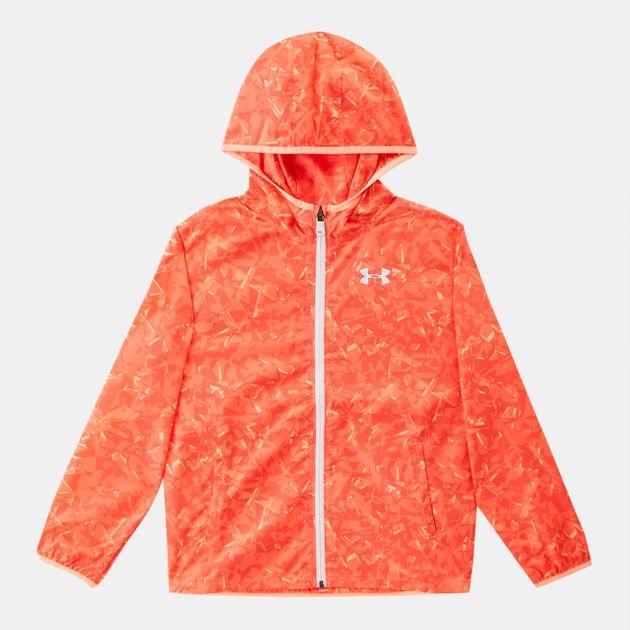 Under Armour Kids' Sack Pack Full Zip Jacket