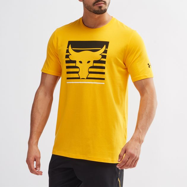 Under Armour X Project Rock Rent s Due T-Shirt  4631037f138f