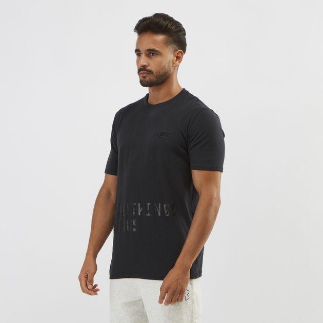 Under Armour SC30 ICDAT Basketball T-Shirt