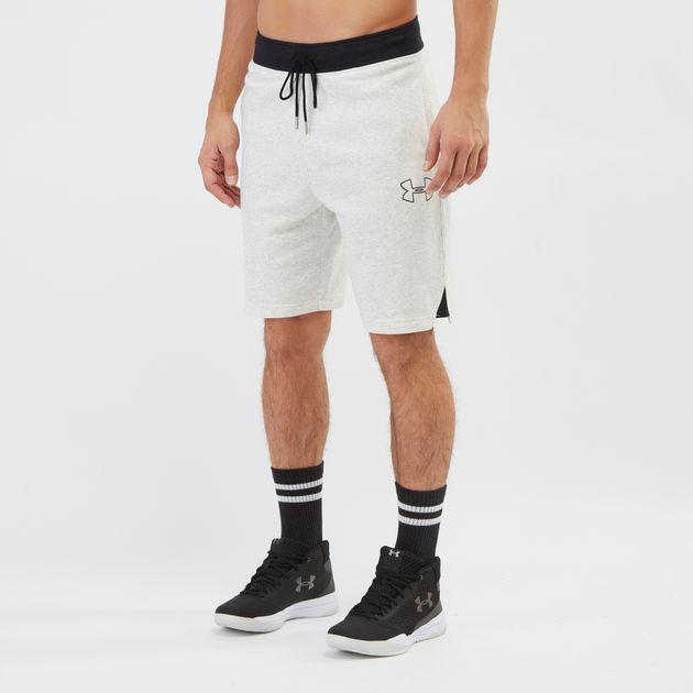 Under Armour Baseline Fleece Shorts