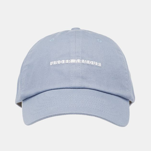 Under Armour Favourite Wordmark Cap - Blue