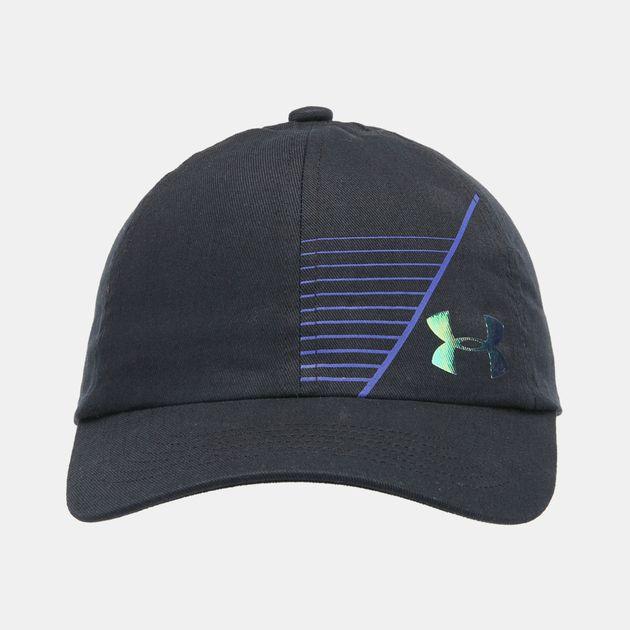 new concept e5803 79c93 Under Armour Kids  Cotton Cap - Black, 1244189