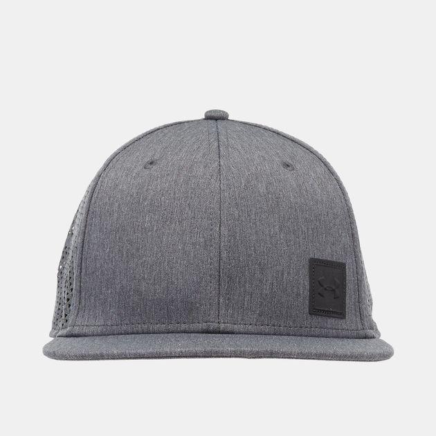 Under Armour Supervent FB 2.0 Hat - Black