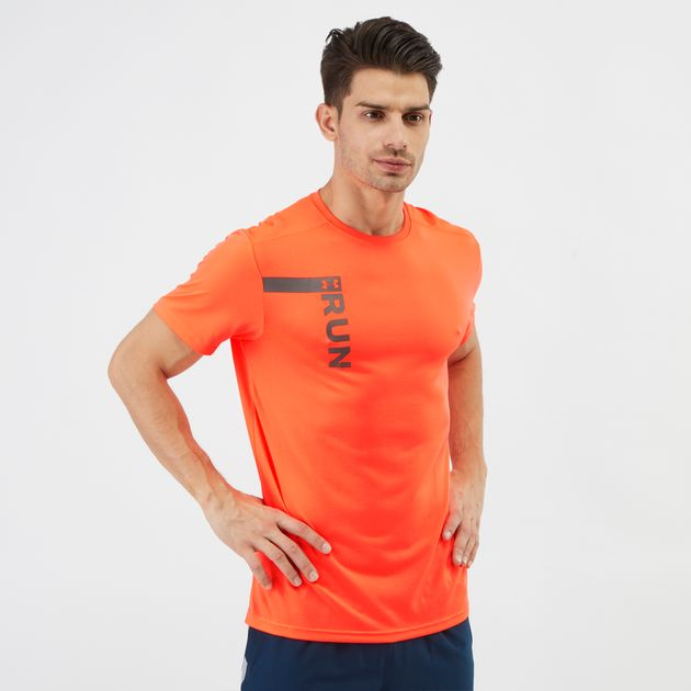 Under Armour Run Tall Graphic Running T-Shirt