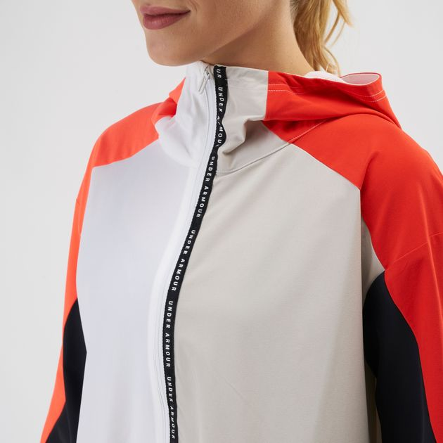 cb696c4c Under Armour Unstoppable Woven Anorak Jacket   Jackets   Clothing ...