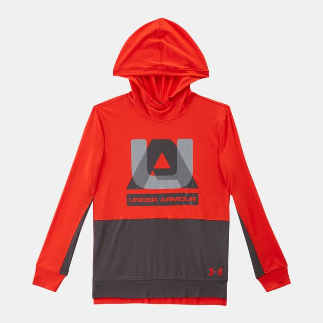 Under Armour Kids' Sportstyle Hoodie