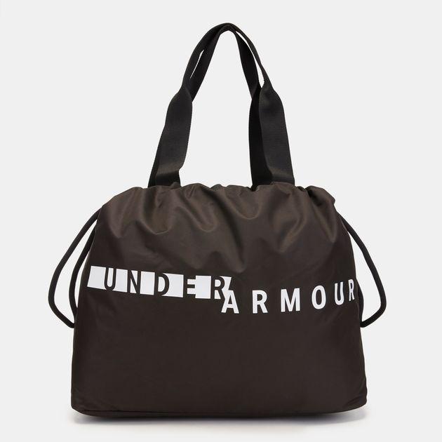 Under Armour Favorite Graphic Tote Bag - Black