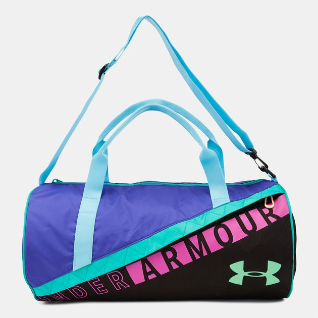 Under Armour Kids' Favorite Duffle 3.0 Bag - Black