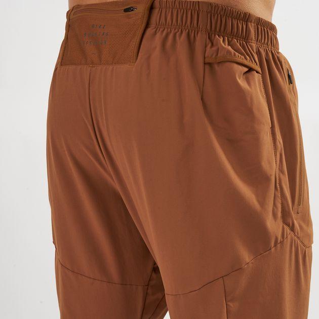 c4ef75a9a0de66 Nike Run Division Running Crop Pants