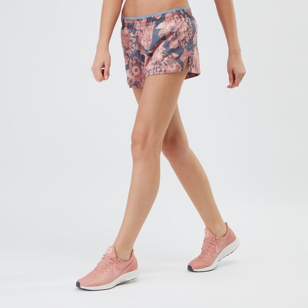 Nike Elevate Printed Running Shorts