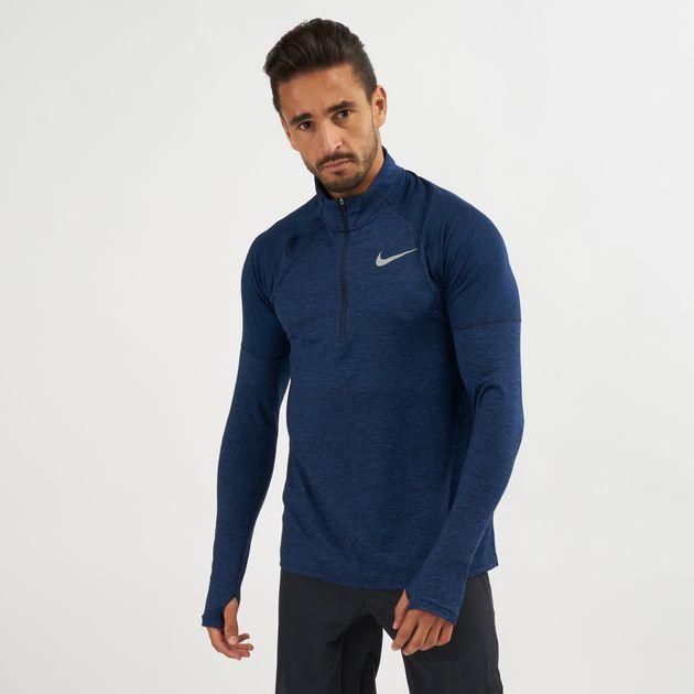 T Tops Clothing Nike Half Element Top Shirts Zip Running yFUq4 f45481b0b3