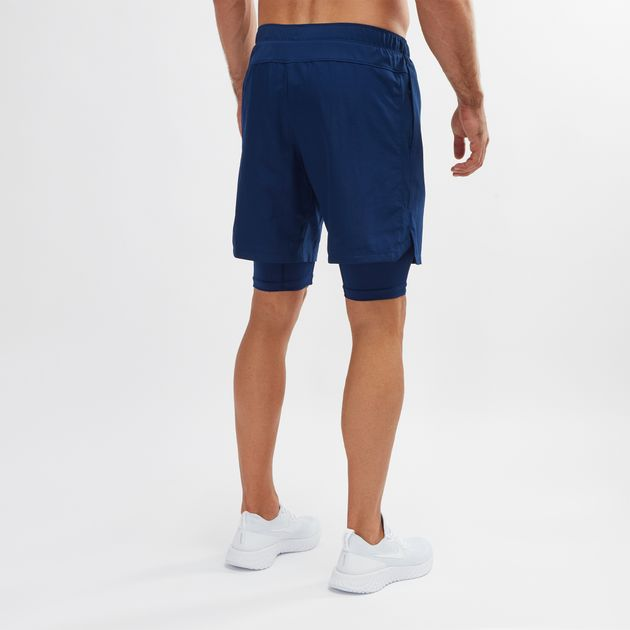 """ae703fac829 Nike Challenger 7"""" 2-In-1 Shorts"""
