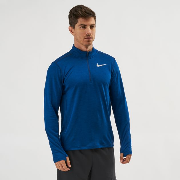 2003737a0be Nike Pacer Half Zip Top | T-Shirts | Tops | Clothing | Men's Sale ...