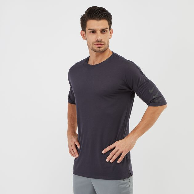 Nike Rise 365 Half Sleeve Running T-Shirt