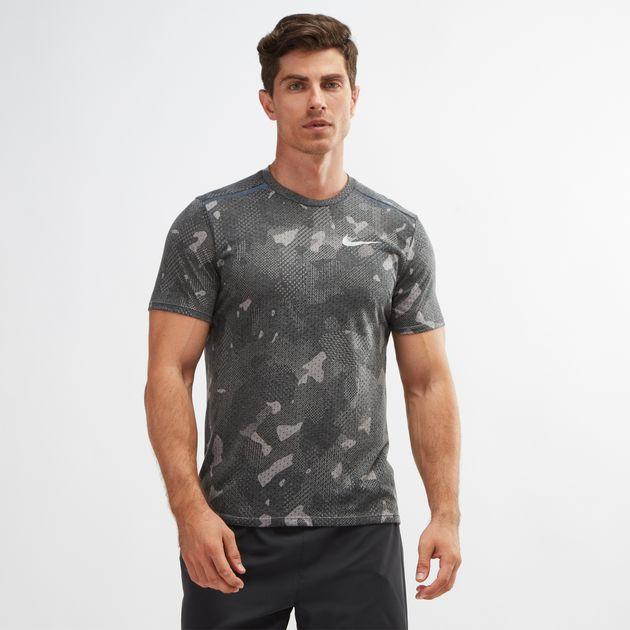 2e3be29b44924 Shop Nike Breathe Tailwind Rise 365 T Shirt Nkap928543 010