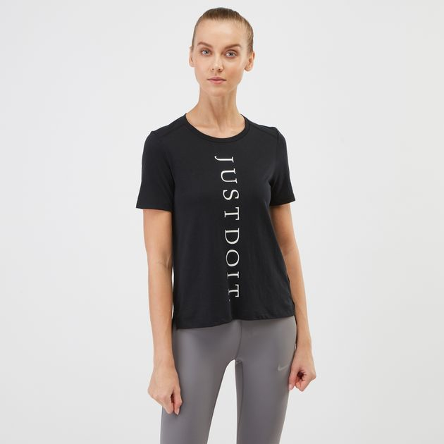 Nike Miler JDI T-Shirt