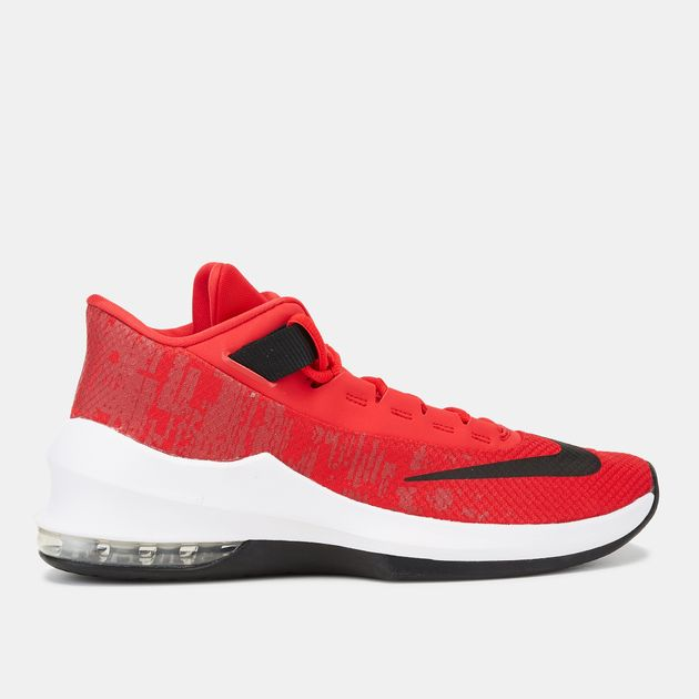 Shop Red Nike Air Max Infuriate 2 Mid Shoe  ec56cfeb417