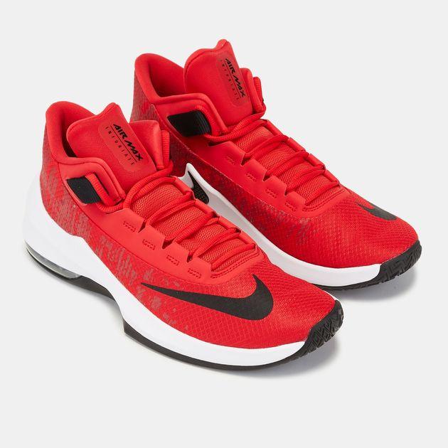 5ccdce07eee117 Shop Nike Air Max Infuriate 2 Mid Shoe Nikeaa7066 600