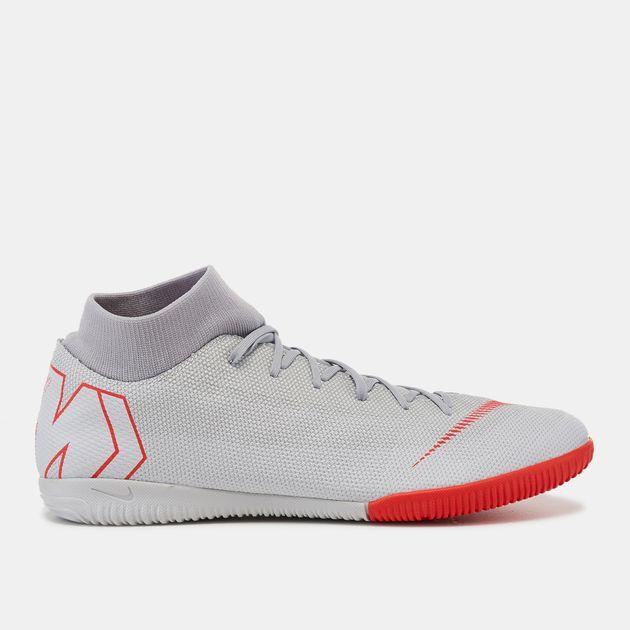 c89c5f269 Nike Kids  MercurialX Superfly 6 Academy Indoor Court Football Shoe (Grade  School)