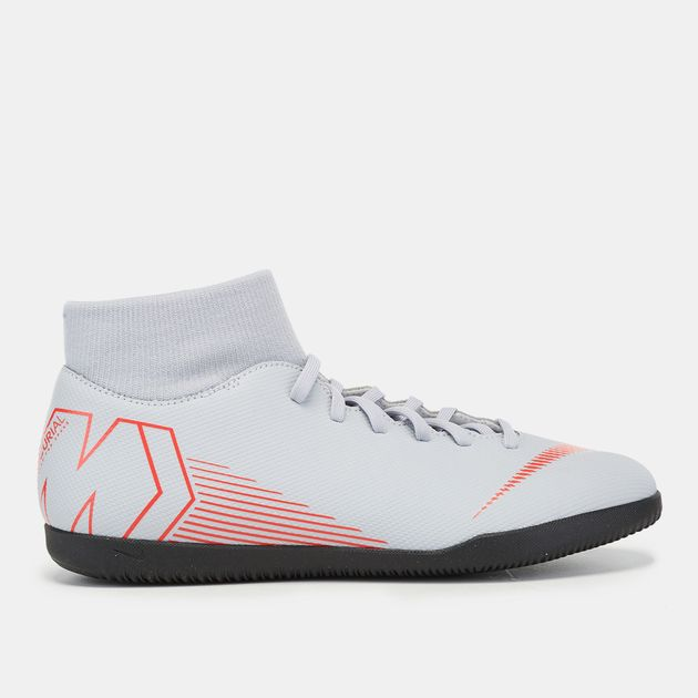 Nike MercurialX Superfly 6 Club Just Do It Indoor/Court Football Shoe