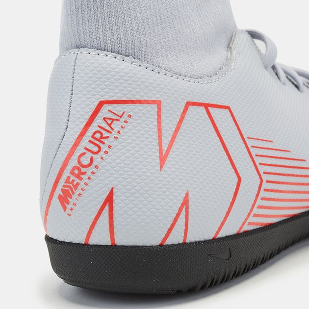separation shoes 7063e 08637 Nike MercurialX Superfly 6 Club Just Do It Indoor/Court Football Shoe
