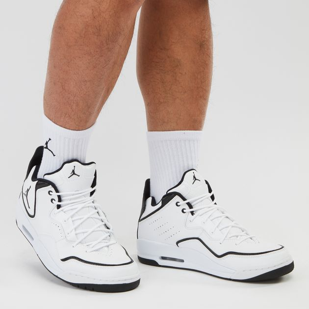 5f99a58ac94 White Jordan Courtside 23 Shoe | Sneakers | Shoes | Sports Fashion ...