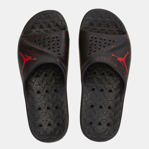 a67945fc9bf Shop jordan superfly team slide sandals nike716985 062