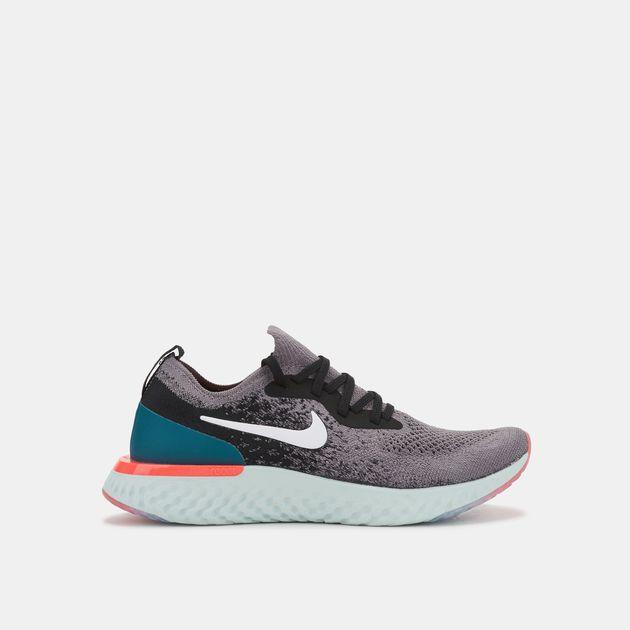 3e0dd42752a Nike Kids  Epic React Flyknit Shoe (Older Kids)