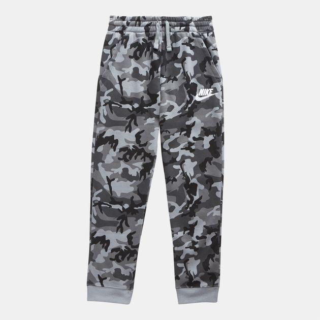 028678a306 Nike Kids' Sportswear Club Fleece All Over Print Hoodie (Older Kids)