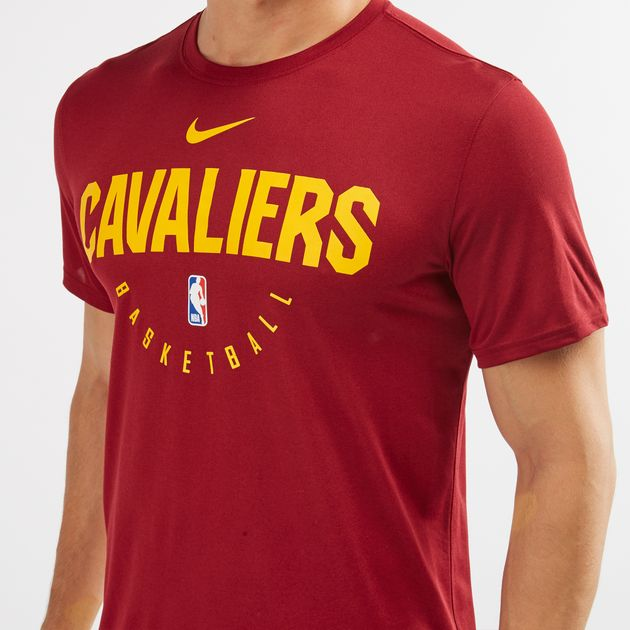 reputable site 20aed 3abf6 Nike NBA Cleveland Cavaliers Dri-FIT Practice T-Shirt