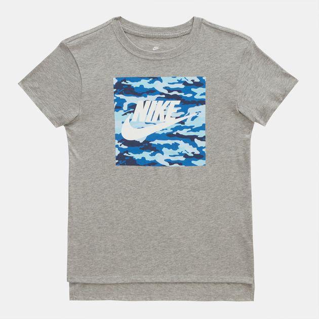 Nike Kids' Sportswear Camo T-Shirt