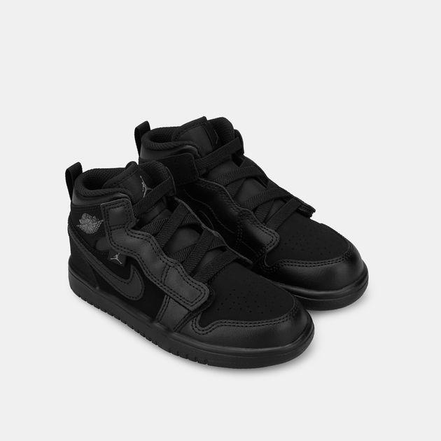 size 40 dc39b 9cb4e Nike Kids  Air Jordan 1 Mid Alt Shoes (Younger Kids), 1621174