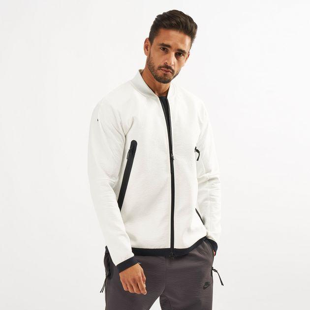 buy popular 2a7f1 0e7f5 Nike Sportswear Men s Tech Pack Woven Track Jacket, 1442828